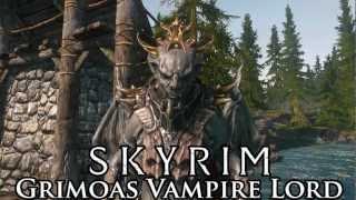 Skyrim Mod Spotlight: Grimoas Vampire Lord