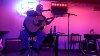 Vegas Vic Down To The Old Pub Instead Stephen Lynch Acoustic Cover