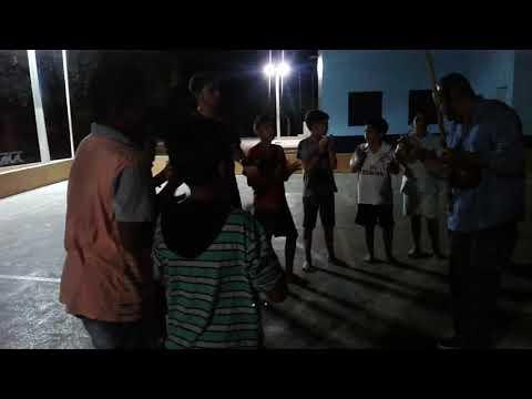 capoeira angola em Baixio (Jijoca de Jericoacoara - Ceará - Brasil