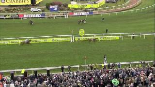 Rule The World (Sulamani) wins the 2016 Grand National