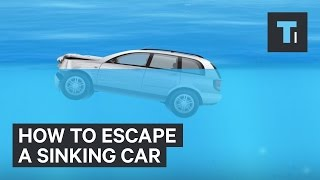 How To Escape A Flooding Vehicle