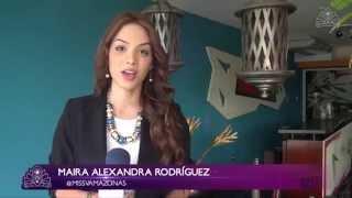 Maira Alexandra Rodríguez Miss Venezuela 2014 Finalist