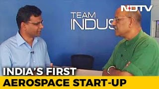 'We're Aiming For The Space': Walk The Talk With TeamIndus' Rahul Narayan