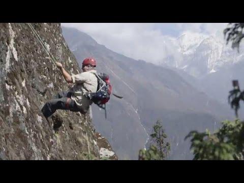 """""""Nothing is impossible""""- Hari Budha Magar"""