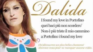 Dalida - Love in Portofino - Paroles (Lyrics)