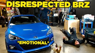 Disrespected BRZ *EMOTIONAL*