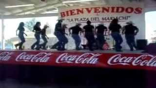 RED NECK'S COUNTRY DANCERS mary-zac brown band coreografia en linea