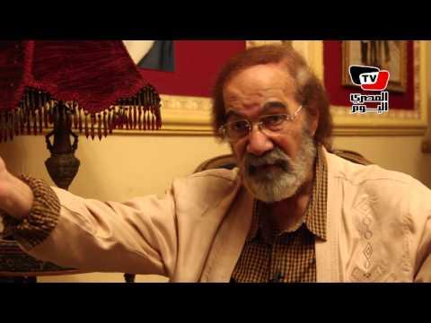 محمود ياسين: «كان نفسي نور الشريف يكون معايا لحظة تكريمي»
