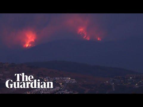 Branden in Europa