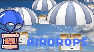 Tron News  _ TRON TRX Announces Airdrop to Welcome LINE into Crypto Community