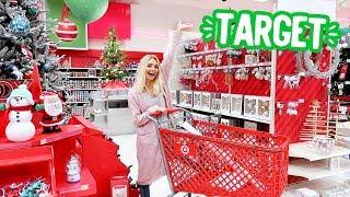 Download Youtube: CHRISTMAS SHOPPING AT TARGET!!   Vlogmas Day 2