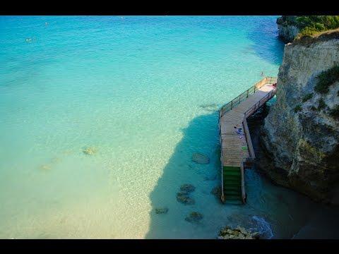 Otranto - Baia mulino d'aqua Salento (Nikon 1 J2 video test)