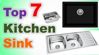 Top 7 Best Kitchen Sink in India 2020 with Price