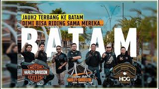 HARLEY-DAVIDSON VLOG BATAM-INDONESIA #1