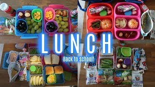 Back To School Lunch Ideas!  - Week 6 | Sarah Rae Vlogas |