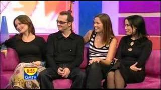 The Corrs GMTV Interview