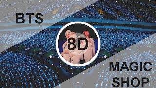 Gambar cover BTS (방탄소년단) - MAGIC SHOP [8D USE HEADPHONE] 🎧