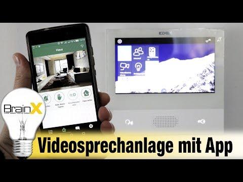 ELVOX 2 Draht Videosprechanlage mit App Anbindung - Montageanleitung