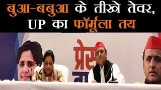 SP-BSP ने बीजेपी को धमकाया, लोकसभा चुनाव सीटें की फाइनल, कांग्रेस को जगह नहीं