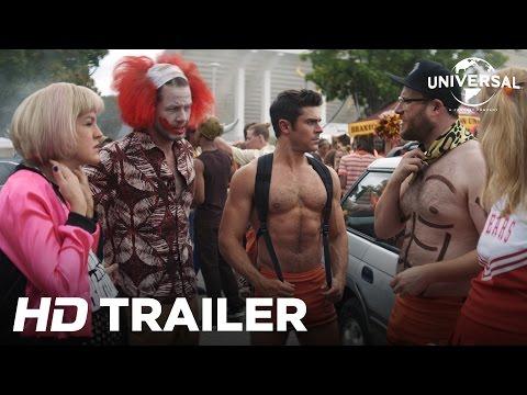 Trailer film Bad Neighbours 2