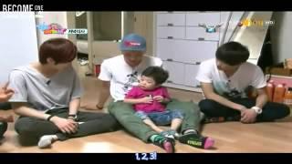 Hello Baby B1A4 - Ep1 3/4 [Eng Sub]