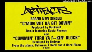 Artifacts - Cummin' Thru Ya Fuckin' Block (Instrumental)