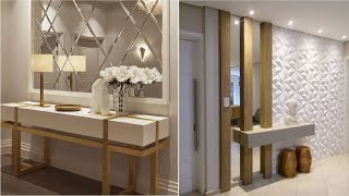 Top 100 Console Table Design Ideas For Modern Living Room Decoration 2020