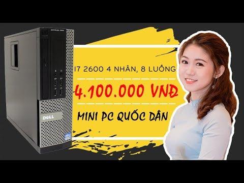 Dell Optiplex 990 - máy tính PC đồng bộ