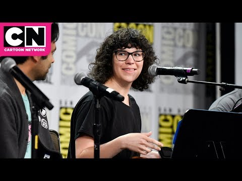 Rebecca Sugar comes back to Adventure Time to write one last song for the finale