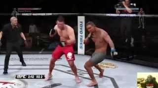 UFC - Michael Bisping vs Mark Munoz - UFC Rivalry Fights | UFC Fights 2014
