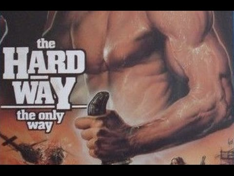 The Hard Way (1989) Miles O'Keeffe killcount