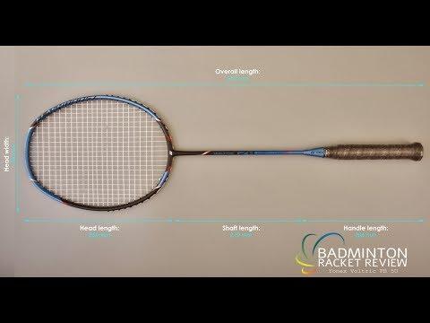 Yonex Voltric FB 5u – short Badminton Racket Review.