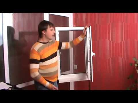 Как устроена фурнитура пластикового окна