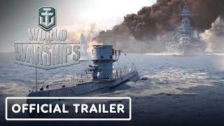 World of Warships - Official Submarines Cinematic Trailer