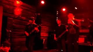 SCOUR - MASSACRE BATHORY Cover Austin, TX 12/16/2017