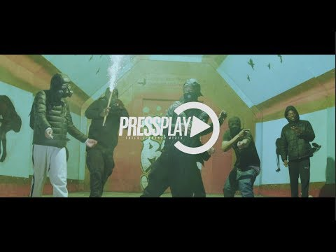 #OFB Lowkey X D1 X Headie One X Kash X Bradz - War (Music Video) @itspressplayent