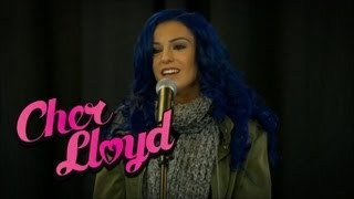 Cher Lloyd - Call Your Girlfriend (Robyn Cover)