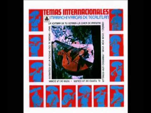Mariachi Vargas De Tecalitlan  La Sombra De Tu Sonrisa