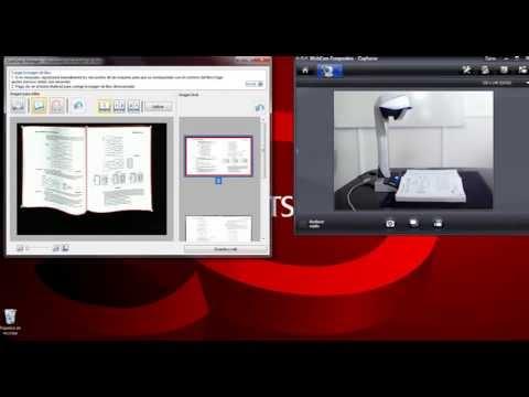 Escaneado de Libros Automático con Fujitsu ScanSnap