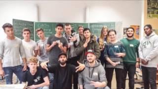Rap4Respect  Stadtgymnasium Porz  Besser Mit Frieden