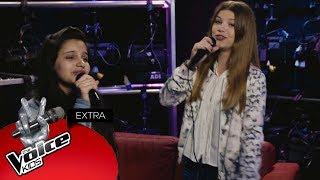 Let's Sing Battle met Katarina | The Voice Kids Extra 2017