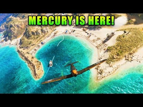 Mercury Map Is Here! - First Impression | Battlefield V