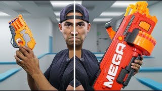 NERF Call of Duty Challenge!