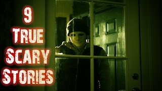 9 CREEPIEST True Scary Stories Found On The Internet | Best Classic LetsNotMeet Horror Stories