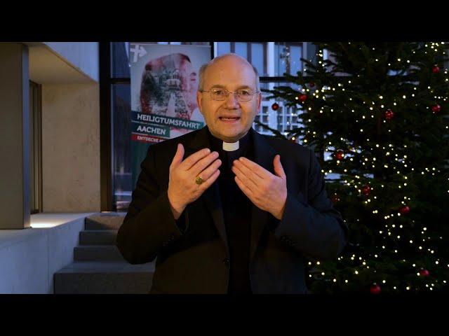 Weihnachtsgruß von Bischof Dr. Helmut Dieser