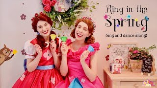 """""""Ring in the Spring"""" with Poppy & Posie! - Sing and Dance Along to Poppy & Posie&#"""