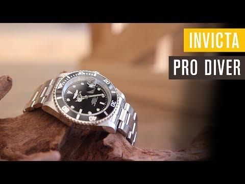 Invicta Pro Diver Taucheruhr - Unbesiegbar?! | Test | Review | 8926OB