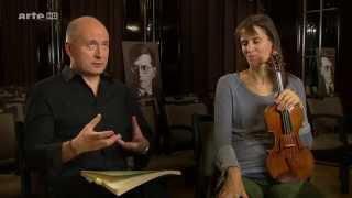Viktoria Mullova performs Dmitri Shostakovich's Violin Concerto No. 1