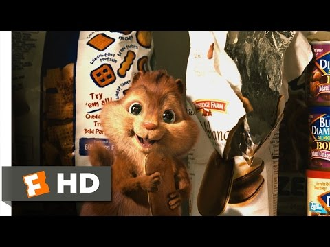 Alvin and the Chipmunks (2007) - Chipmunk Troubles Scene (1/5) | Movieclips