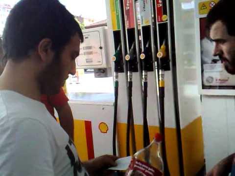 Dem Preis für das Benzin in wenessuele